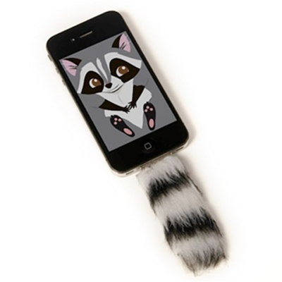 Because we all Need a Tail on our iPhone!