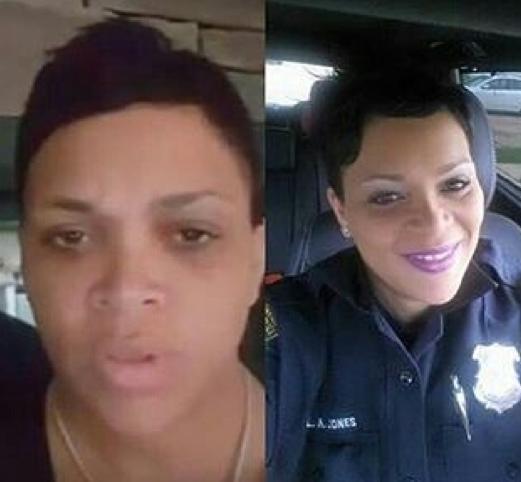 Meet Officer Nakia Jones