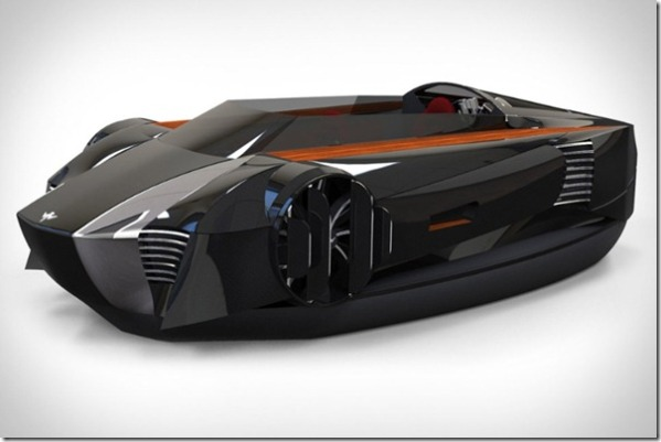 A Hovercraft? Yes.