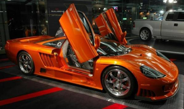 Saleen 7 - Limited Edition
