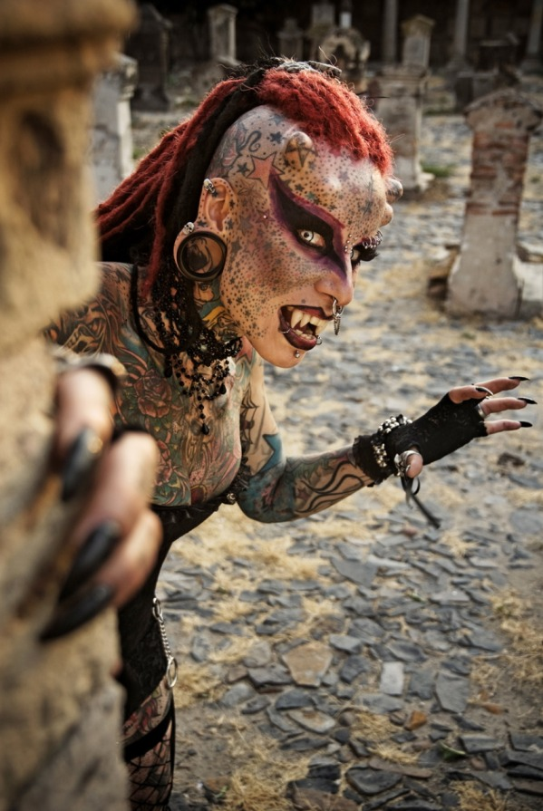 Vampire Woman: Maria Jose Cristerna