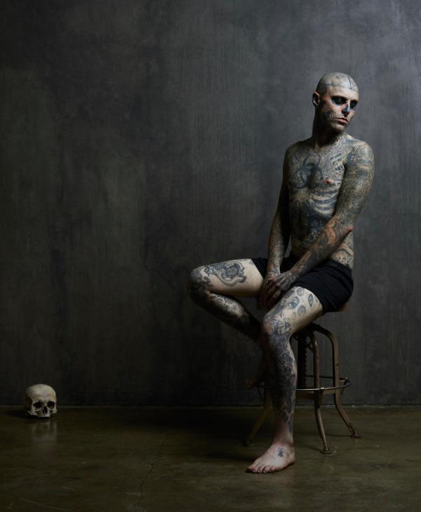 Zombie Boy: Rick Genest