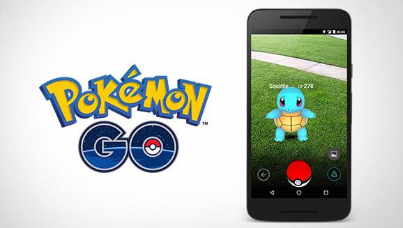 Pokemon Go Is The Newest Craze