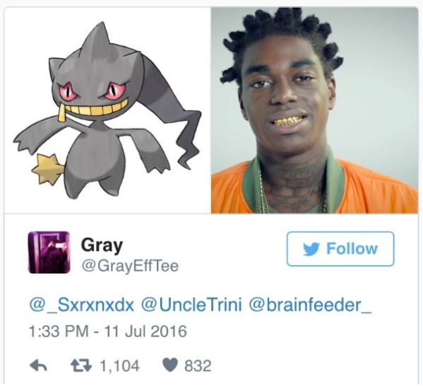 Banette And Kodak Black