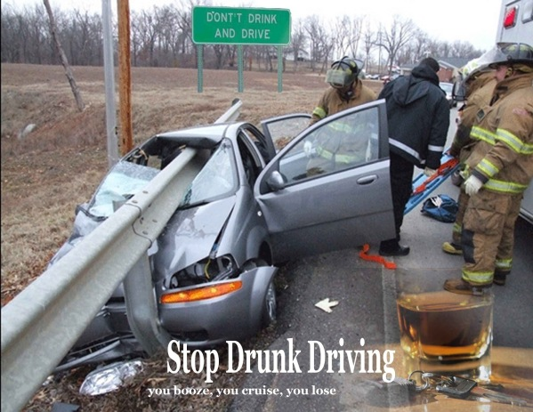 Drunk Driving Crash