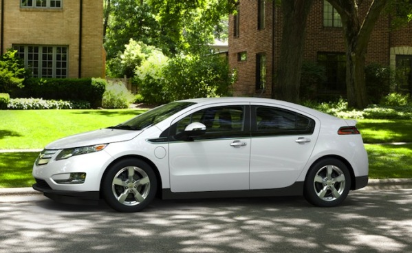 The Chevy Volt Might Need A Boost