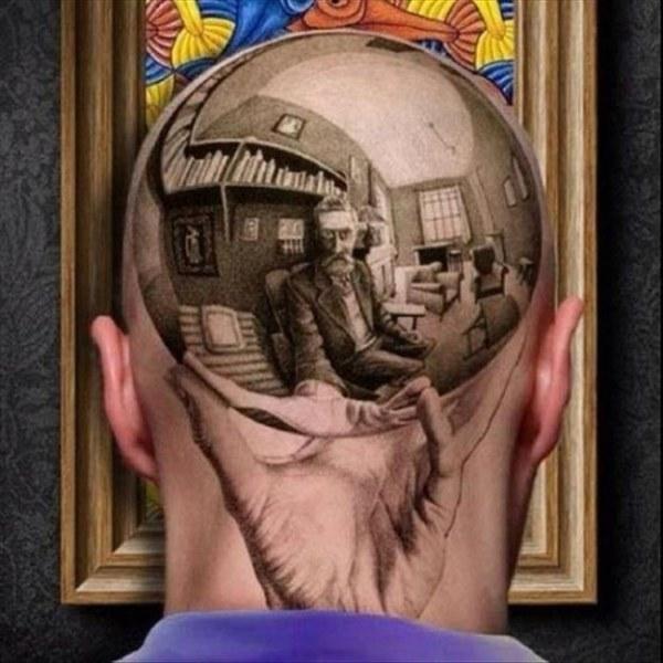 Mirror Head