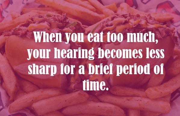 Hunger Hearing