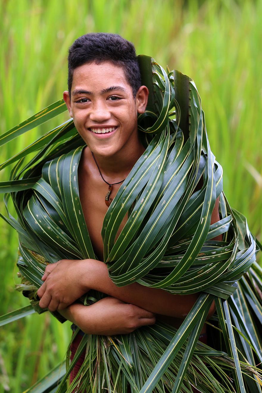 Samoan Boy