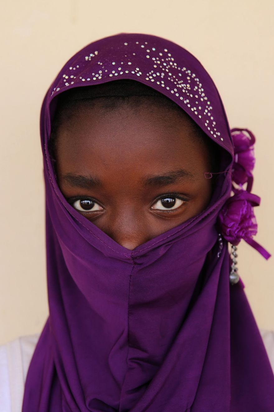 Mauritanian Girl