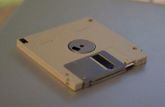 The Floppy