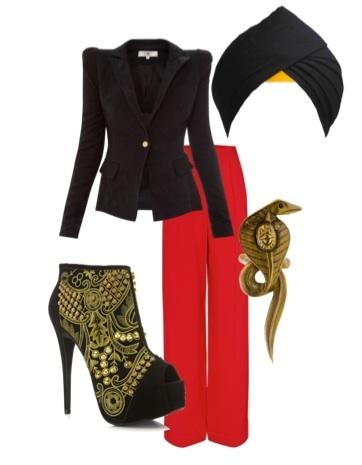 Jafar Power Suit
