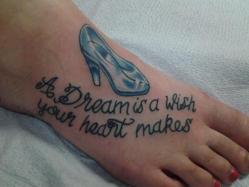 Cinderella's dreams
