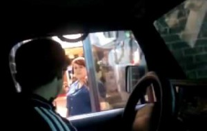 McDonald's worker gets sweet revenge on customers after they play juvenile drive-thru prank
