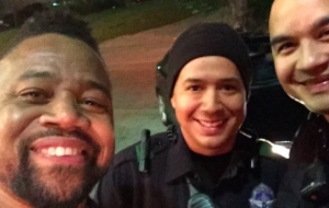 Cuba Gooding Jr. Responds After Learning Cop He'd Taken Photo with Was Killed by Dallas Shooter