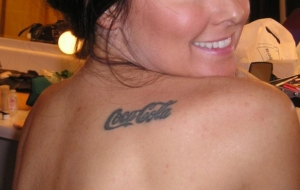Outrageous Coca Cola Tattoos