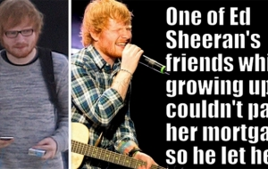 Reasons Why We're Obsessed With Ed Sheeran