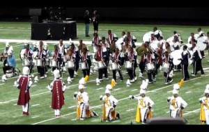 "Honda Battle of the Bands ""2012"" Drum line Section Showcase"