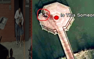 New Unexplained Google Earth Photos