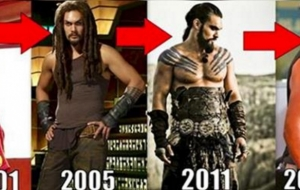 From Child Actor To Superstar: Photos Of Jason Momoa Then And Now