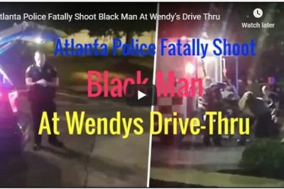 Atlanta Police Fatally Shoot Black Man At Wendy's Drive Thru